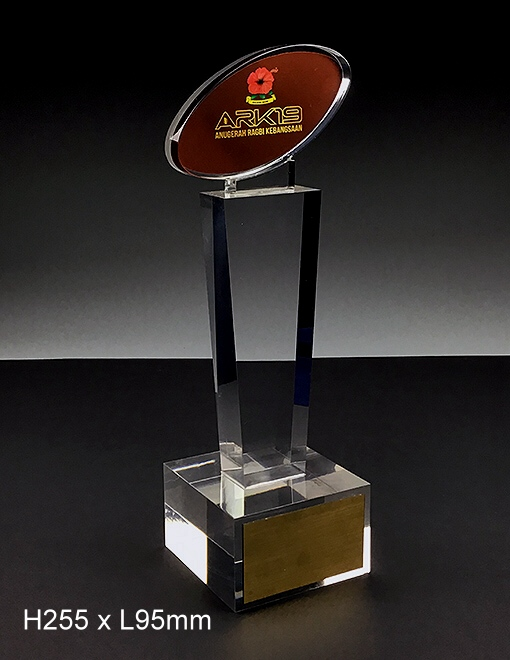acrylic award and trophy, exclusive awards design,